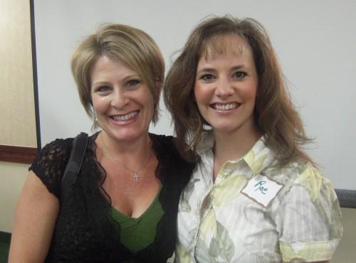 Univera Leaders Catherine and Rae