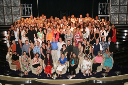 The Univera Cruise Winners, such a fantastic group!